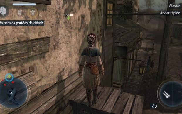 Assassins Creed 3 Liberation (Foto: Reprodução)