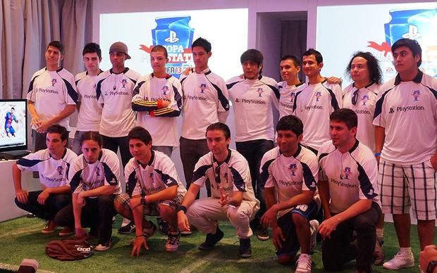 Finalistas (Foto: Finalistas)