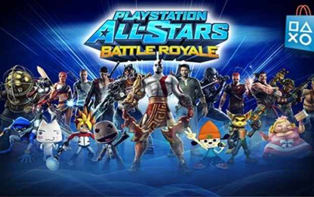 PlayStation All-Stars Battle Royale   (Foto: PlayStation All-Stars Battle Royale  )