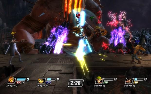 PlayStation All-Stars Battle Royale (Foto: Divulgação) (Foto: PlayStation All-Stars Battle Royale (Foto: Divulgação))