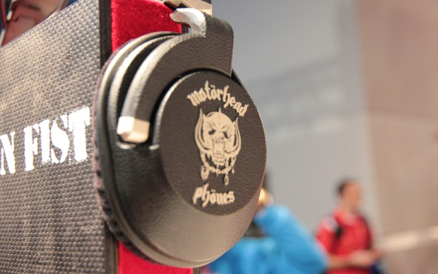 Motörheadphone prioriza os médios (Foto: Léo Torres)