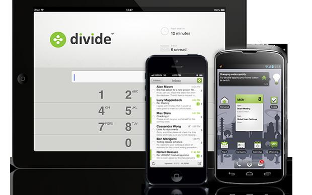 Divide transforma seu smartphone em dois (Foto: Divulgação)