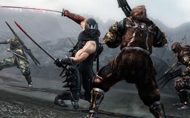 Ninja Gaiden 3: Razor's Edge não é mais exclusivo do Wii U (Foto: Divulgação) (Foto: Ninja Gaiden 3: Razor's Edge não é mais exclusivo do Wii U (Foto: Divulgação))