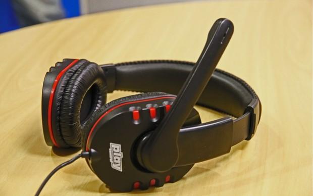 Headset PlayControl (Foto: Reprodução / TechTudo)