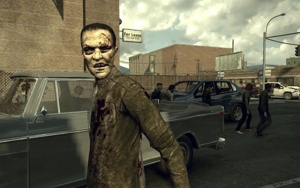 Zumbis serão uma ameaça em The Walking Dead (Foto: Divulgação) (Foto: Zumbis serão uma ameaça em The Walking Dead (Foto: Divulgação))