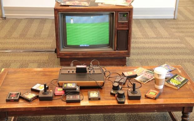 Museu Sega GDC 2013 (Foto: Léo Torres / TechTudo)