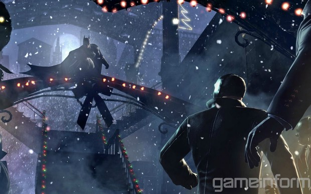 Batman: Arkham Origins (Foto: gameinformer)