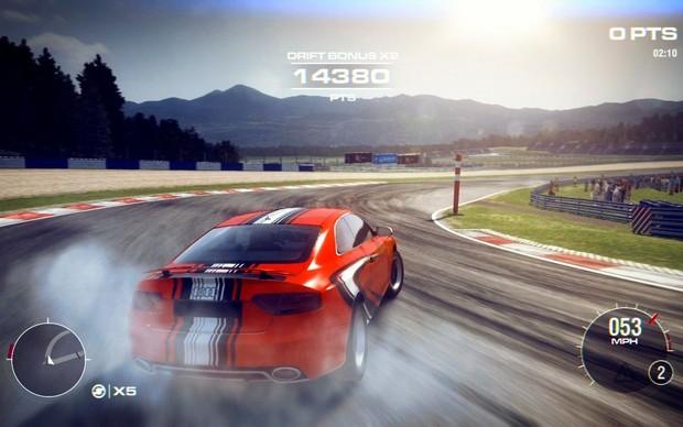 Grid 2 oferece muita velocidade e modos de jogo (Foto: Divulgação) (Foto: Grid 2 oferece muita velocidade e modos de jogo (Foto: Divulgação))