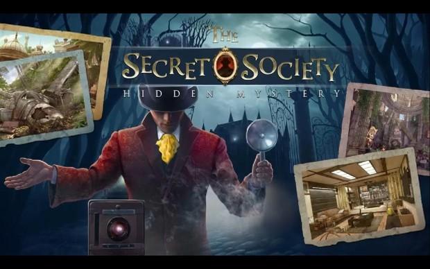 The Secret Society transforma o jogador em um caçador de itens mágicos (Foto: Divulgação)
