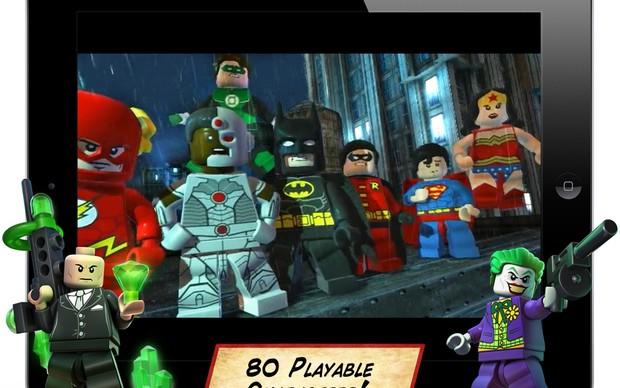 LEGO Batman: DC Super Heroes (2) (Foto: LEGO Batman: DC Super Heroes (2))