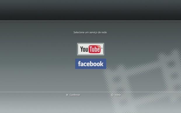 A edição pode ser compartilhada pelo You Tube ou Facebook.  (Foto: Reprodução) (Foto: A edição pode ser compartilhada pelo You Tube ou Facebook.  (Foto: Reprodução))