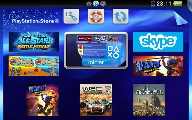 Aprenda como comprar games para o PS Vita através da PS Store (Foto: Reprodução / TechTudo)