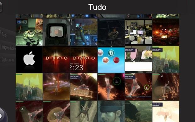 Selecione a imagem desejada (Foto: Reprodução / TechTudo)