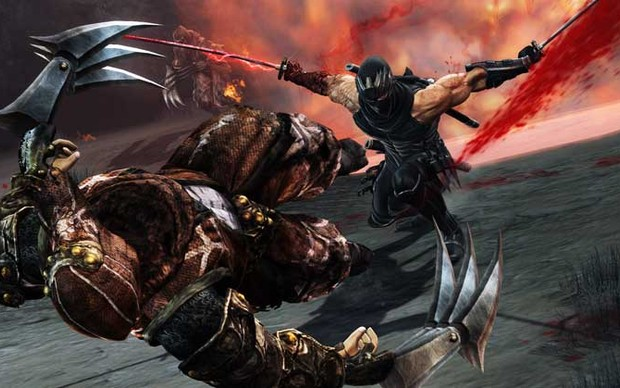 Ninja Gaiden 3 Razor's Edge (Foto: Divulgação)