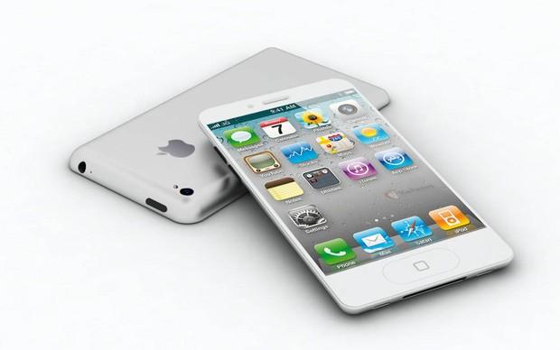 O iPhone 5S terá um novo Retina Display, ainda com 4 polegadas e com resolução maior do que Full HD (Foto:Reprodução/iGyaan) (Foto: O iPhone 5S terá um novo Retina Display, ainda com 4 polegadas e com resolução maior do que Full HD (Foto:Reprodução/iGyaan))