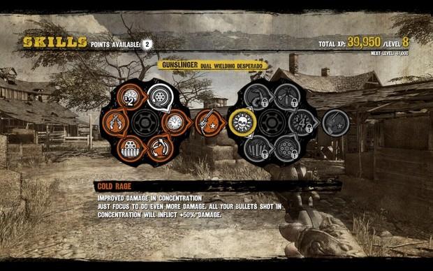 Call of Juarez: Gunslinger (Foto: Reprodução)