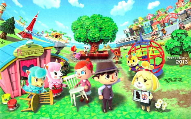 Animal Crossing: New Leaf  (Foto: Divulgação)