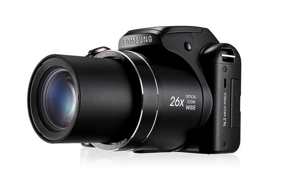 Registre os melhores momentos com a Samsung WB100 (Foto: Divulgação/Samsung)