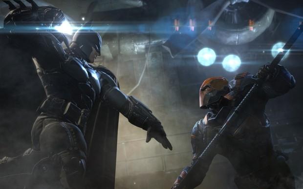O Exterminador será uma ameaça ao Batman em Arkham Origins (Foto: Divulgação) (Foto: O Exterminador será uma ameaça ao Batman em Arkham Origins (Foto: Divulgação))
