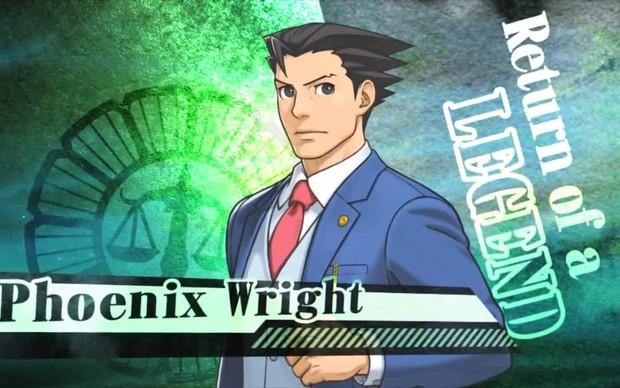 Phoenix Wright (Foto: Divulgação)