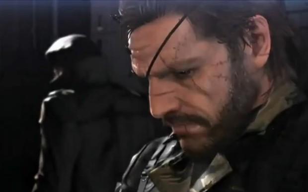 Metal Gear Solid 5: The Phantom Pain é apresentado na E3 2013 (Foto: Reprodução)