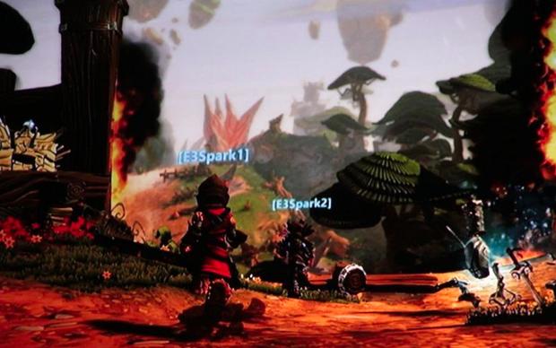 Project Spark será lançado para Xbox One e PC com Windows 8 (Foto: Reprodução/Microsoft)
