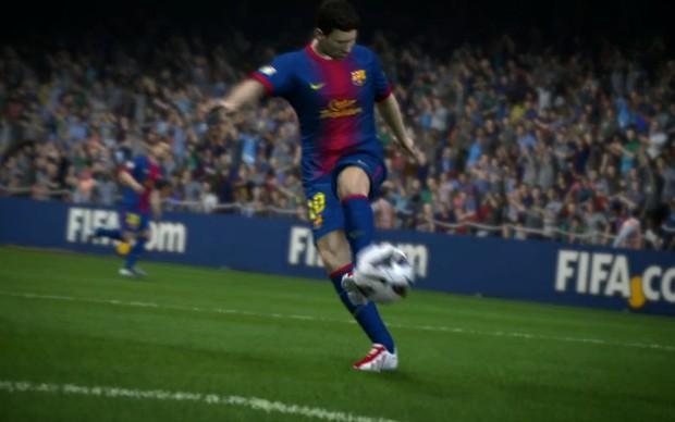 FIFA 14 promete realismo dentro e fora dos gramados (Foto: Divulgação) (Foto: FIFA 14 promete realismo dentro e fora dos gramados (Foto: Divulgação))