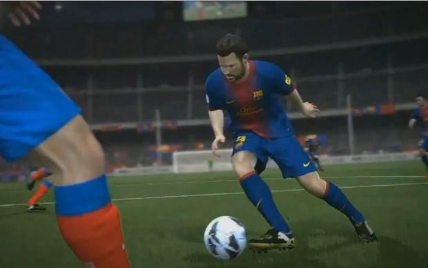Fifa 14 (Foto: Divulgação)