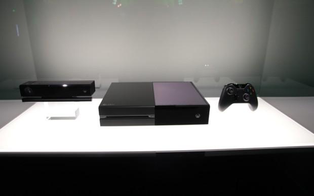 Xbox One (Foto: Léo Torres / TechTudo)
