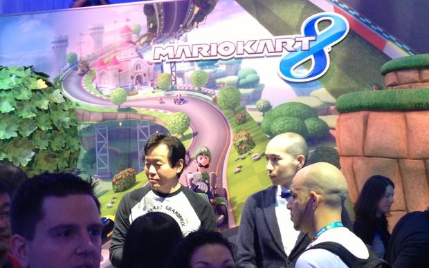 Mario Kart 8 terá jogabilidade renovada (Foto: Reprodução / Spencer Stachi)