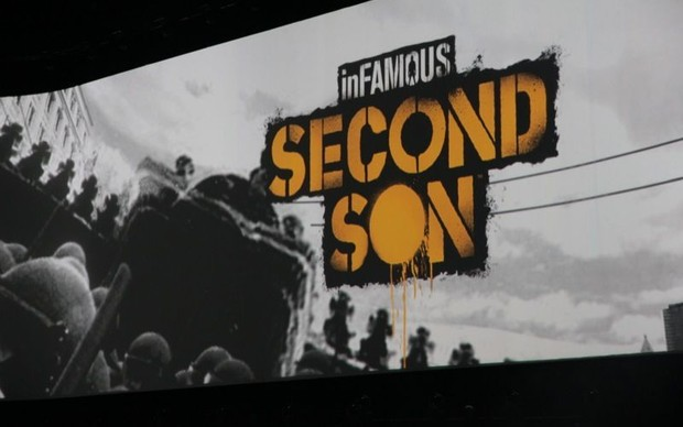 InFamous Second Son (Foto: Léo Torres / TechTudo)