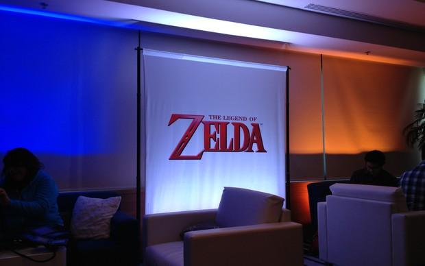 Testamos o game The Legend of Zelda pra Nintendo 3DS (Foto: Spencer Stachi / TechTudo)