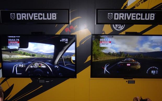 Driveclub (Foto: Renan Dayube / TechTudo)