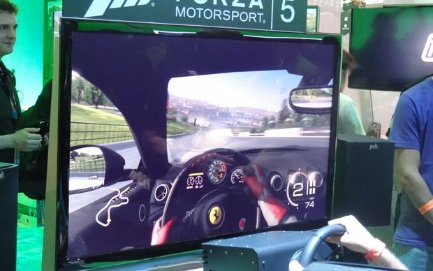Forza 5 (Foto: Renan Dayube / TechTudo)