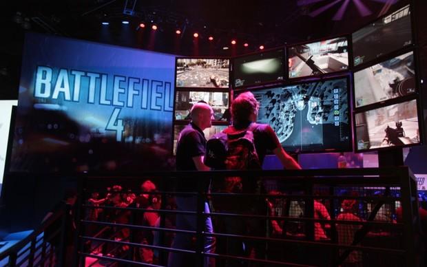 Battlefield 4 (Foto: Léo Torres / TechTudo)