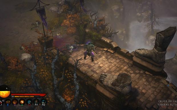 Diablo 3 no PlayStation 3 (Foto: Reprodução)