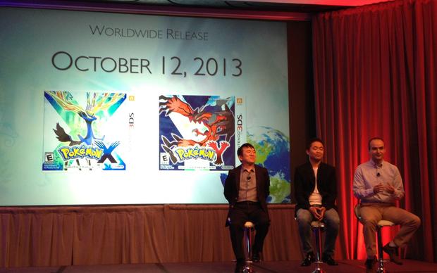 Produtores de Pokémon X e Y falam sobre o game (Foto: Spencer Stachi / TechTudo)