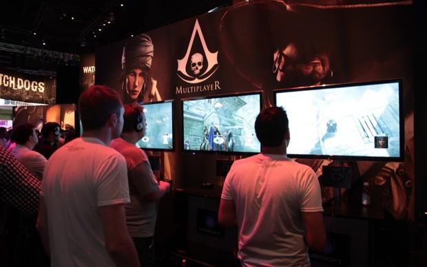 Assassin's Creed 4: Black Flag (Foto: Léo Torres / TechTudo)