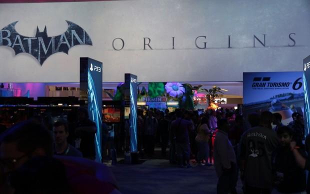 Batman: Arkham Origins (Foto: Léo Torres / TechTudo)