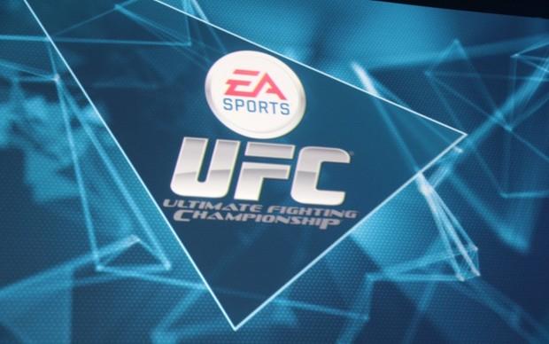 EA Sports UFC (Foto: Léo Torres / TechTudo)
