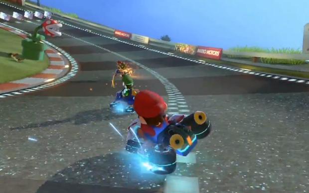 Mario Kart 8 (Foto: Divulgação)