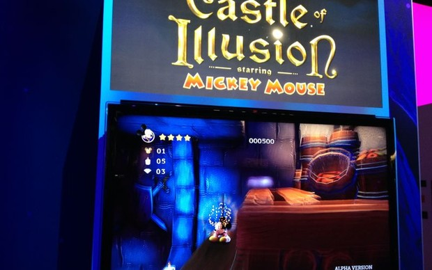Castle of Illusion Starring Mickey Mouse resgata o brilhantismo do
