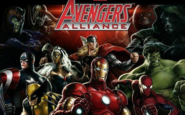 Marvel Avengers Alliance (Foto: Divulgação)