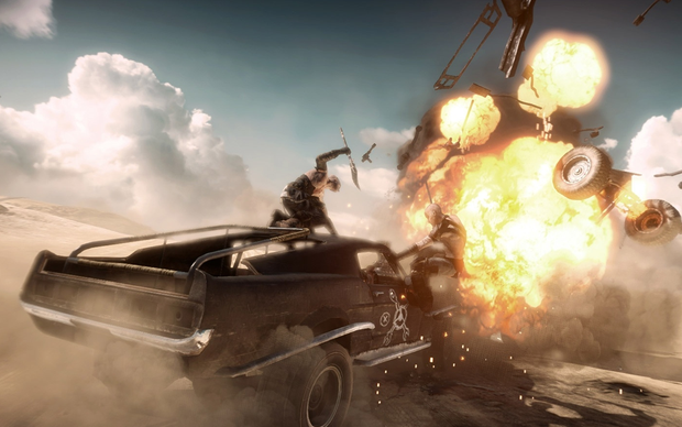 Mad Max (Foto: Divulgação) (Foto: Mad Max (Foto: Divulgação))