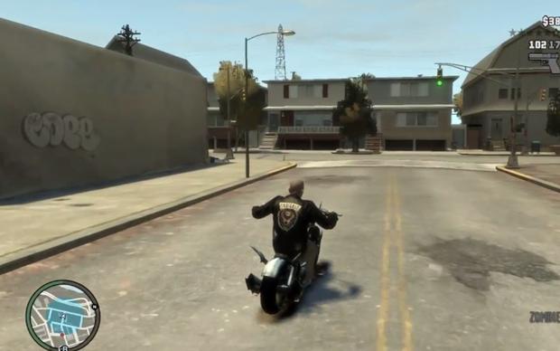 Mod de GTA 4 permite trocar de personagens a qualquer momento (Foto: Divulgação)