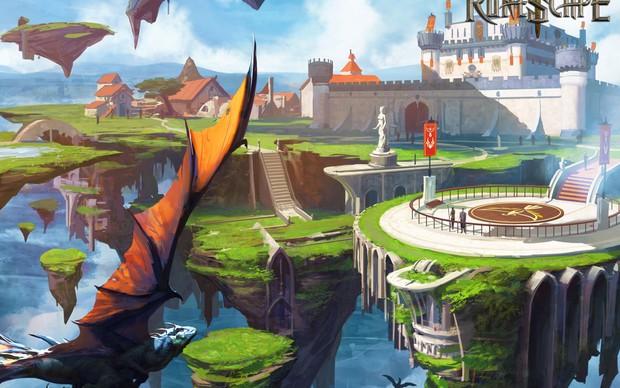 RuneScape 3 (Foto: Divulgação)