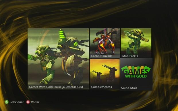 Games with Gold oferece dois jogos por mês até dezembro. (Foto: Reprodução) (Foto: Games with Gold oferece dois jogos por mês até dezembro. (Foto: Reprodução))