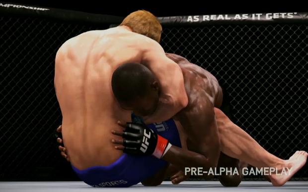 EA Sports UFC (Foto: Divulgação)