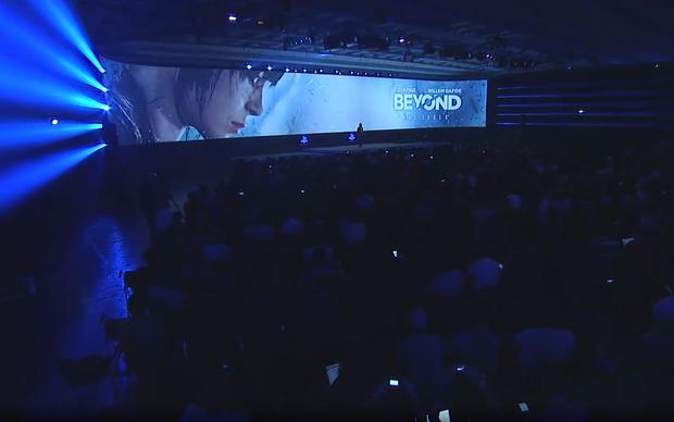 Sony faz conferência na Gamescom 2013 (Foto: Divulgação)