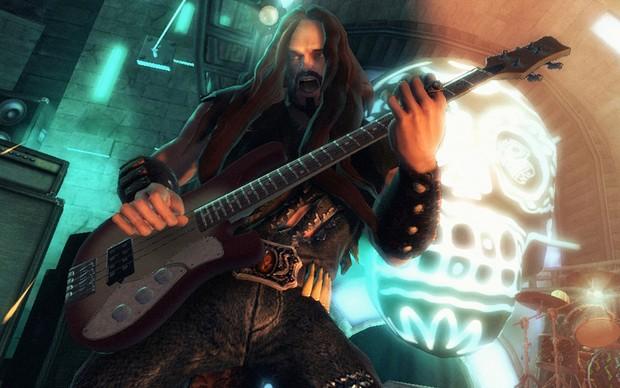 Guitar Hero 5 (Foto: Divulgação)